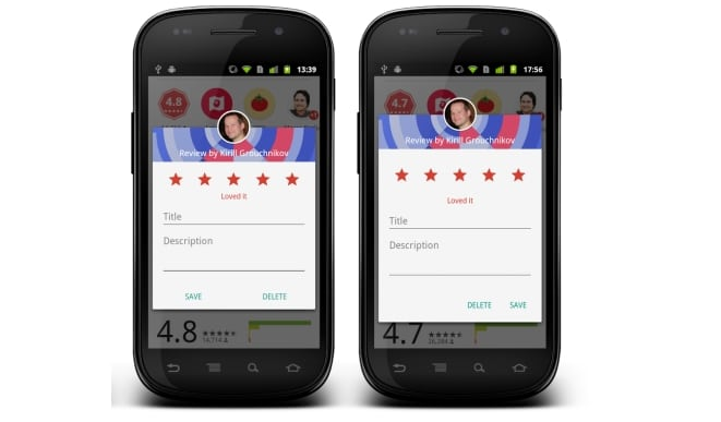 Play Store Celular